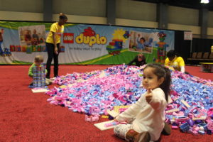 We Made It To LEGO KidsFest / #LEGOKidsFest